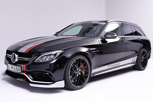 coilover kits for Mercedes-AMG tuning