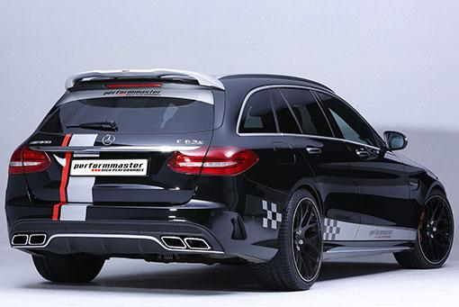 Gewindefedern für Mercedes AMG