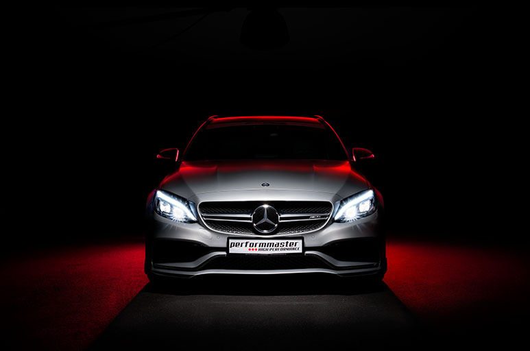 performmaster: Exclusive tuning for your Mercedes AMG