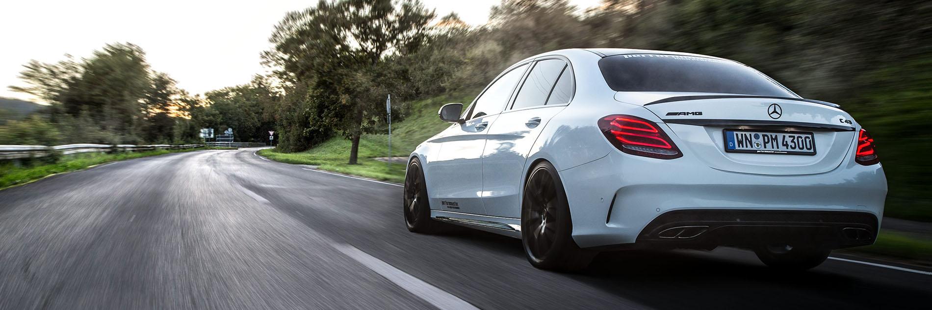 Tuning für Mercedes 43 AMG
